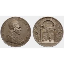 Pio VII (1800-1823) Anno XXIII 1822 Ampliamento del museo Vaticano