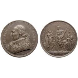 Pio VIII (1829-1830) Anno II (1830)  Successi della politica pontificia