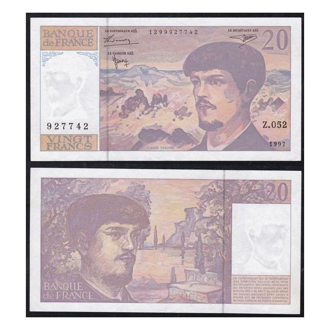 Francia 20 Francs 1997