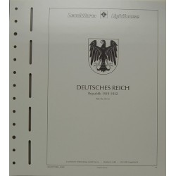 Pagine d'album DEUTSCHES REICH Impero