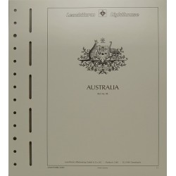 Pagine d'album AUSTRALIA (con taschine)