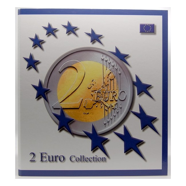 Album per 2€ commemorativi