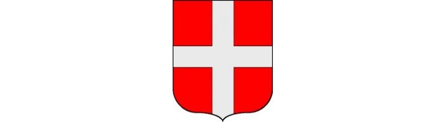 Duchi e Conti sino al 1713