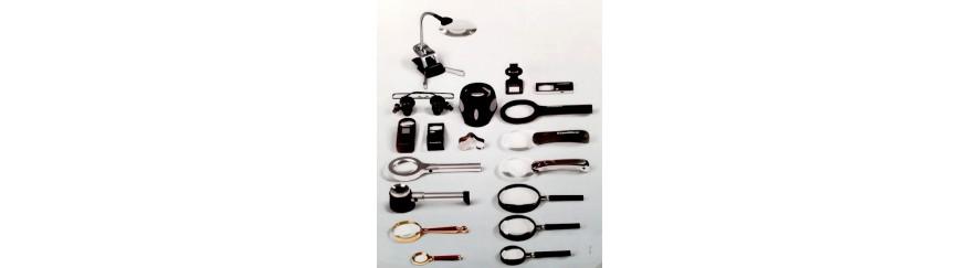 Speciale accessori ottici e altro