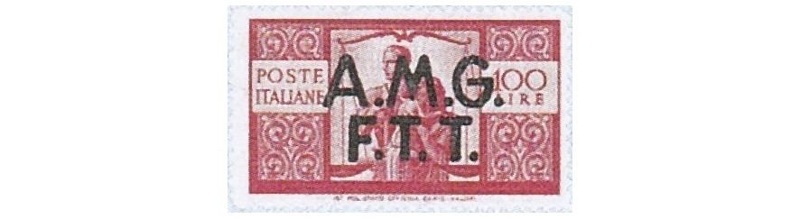 Trieste A.M.G. - F.T.T.